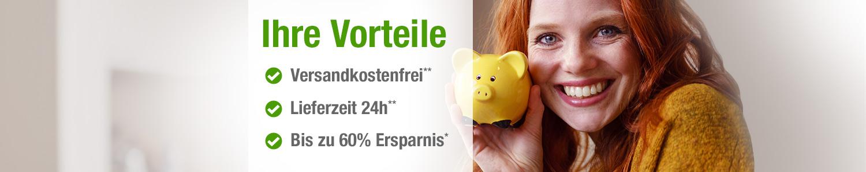 Ihre Vorteile bei apotheke.de