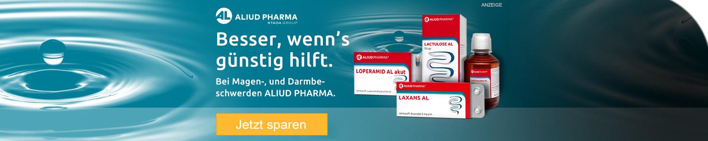 Jetzt Aliud Pharma Produkte günstig online kaufen