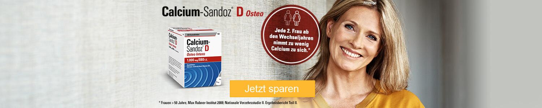 Jetzt Calcium-Sandoz D Osteo günstig online kaufen!