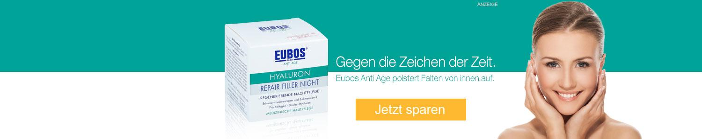 Jetzt Eubos Hyaluron Filler günstig online kaufen!