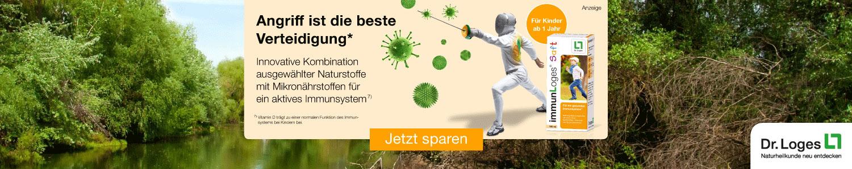 Jetzt Immunloges Saft günstig online kaufen!
