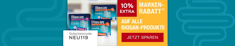 Jetzt Biosan-Produkte günstig online kaufen!