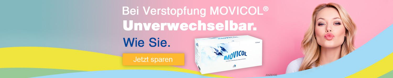 Jetzt Movicol günstig online kaufen!
