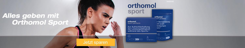 Jetzt Orthomol Sport Produkte günstig online kaufen!