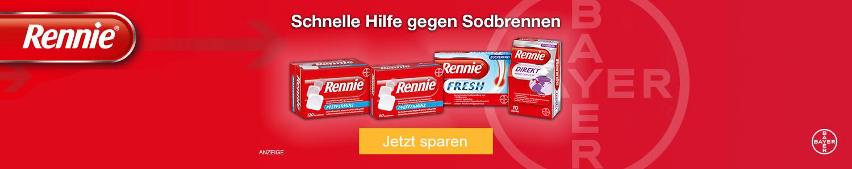 Jetzt Rennie günstig online kaufen!