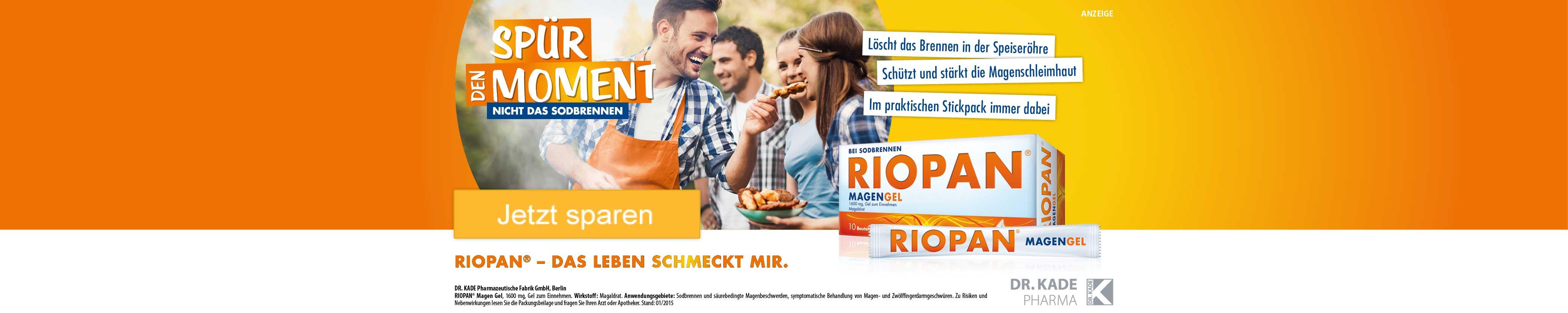 Jetzt Riopan günstig online kaufen!