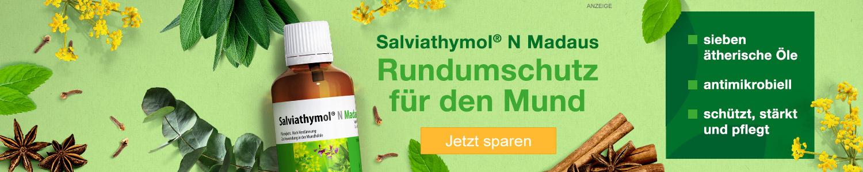 Jetzt Salviathymol günstig online kaufen!