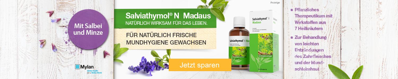 Jetzt Salviathymol N MADAUS günstig online kaufen!