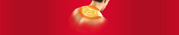 Nacken- und Schulterschmerzen
