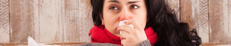 Erkältung / Grippe