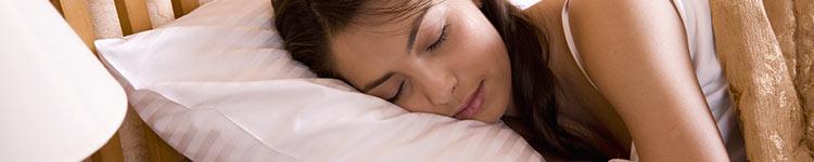 Beruhigung und Schlaf