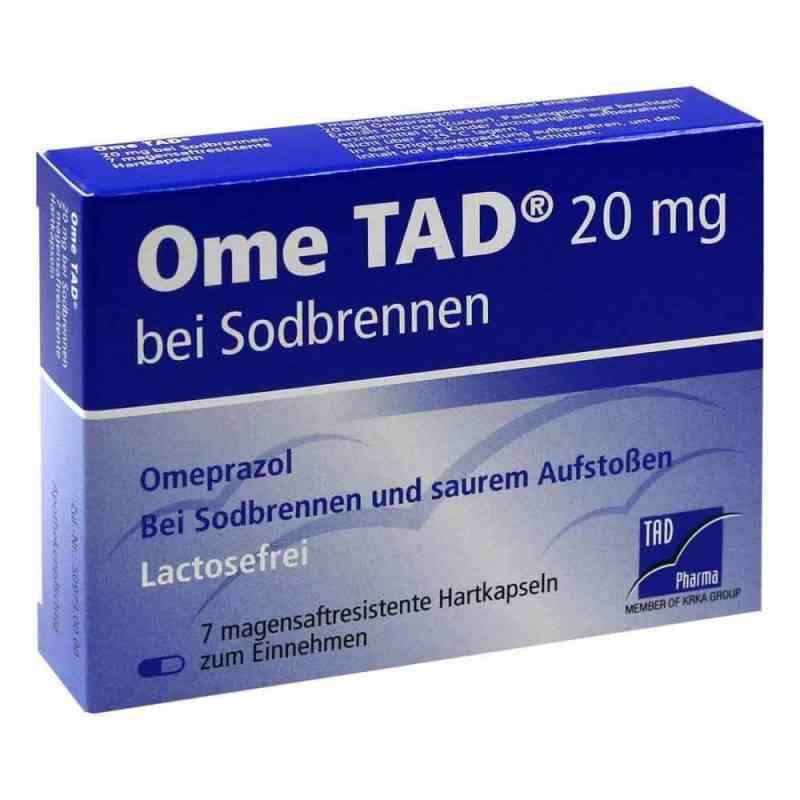 Ome TAD 20mg bei Sodbrennen  bei Apotheke.de bestellen