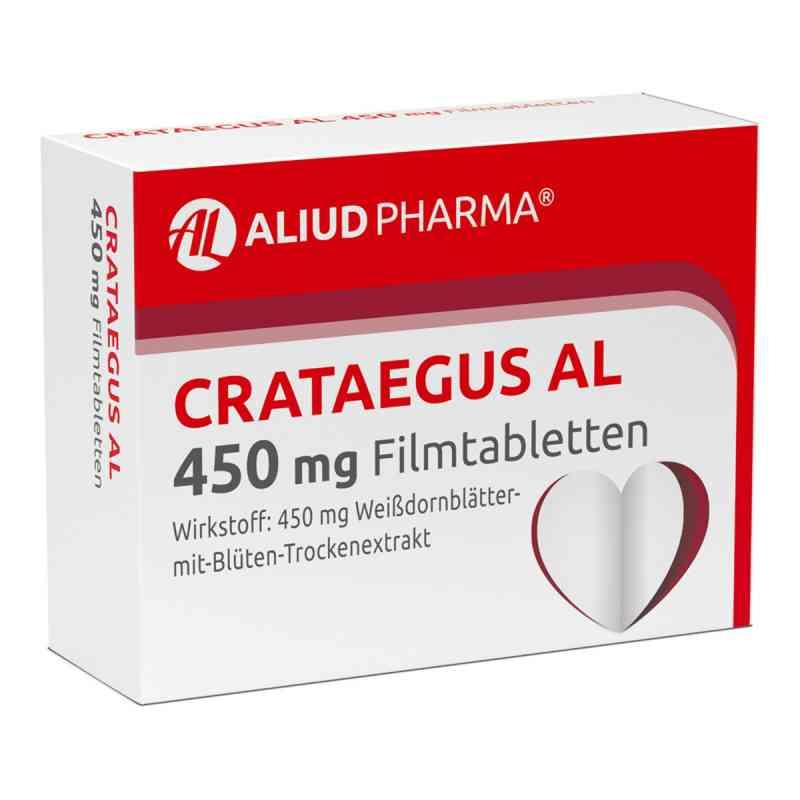 Crataegus AL 450mg  bei Apotheke.de bestellen