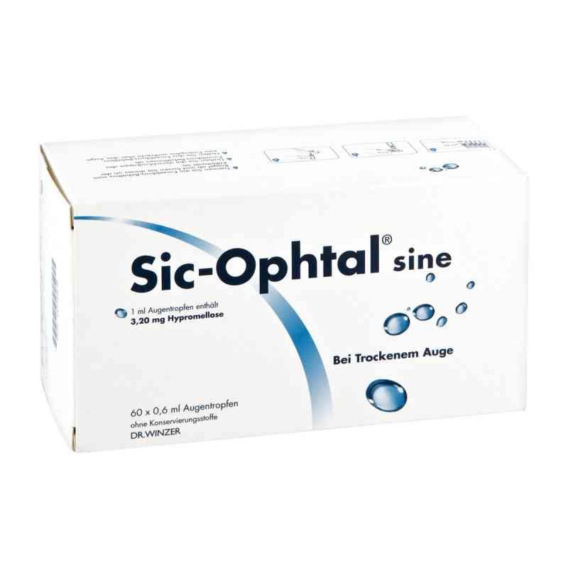 Sic Ophtal sine Augentropfen Augentropfen  bei Apotheke.de bestellen