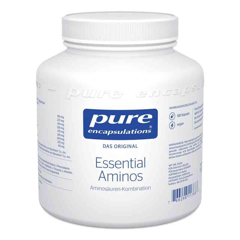 Pure Encapsulations Essential Aminos Kapseln  bei Apotheke.de bestellen