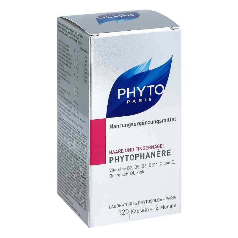 Phytophanere Nahrungsergänzung Haare+nägel Kapseln  bei Apotheke.de bestellen