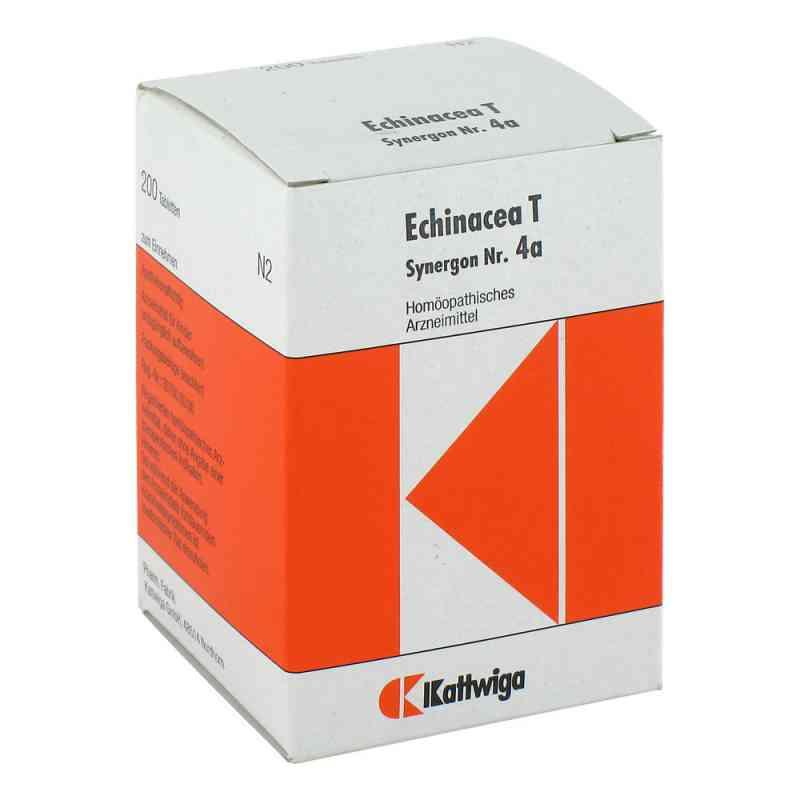 Synergon 4 a Echinacea T Tabletten  bei Apotheke.de bestellen
