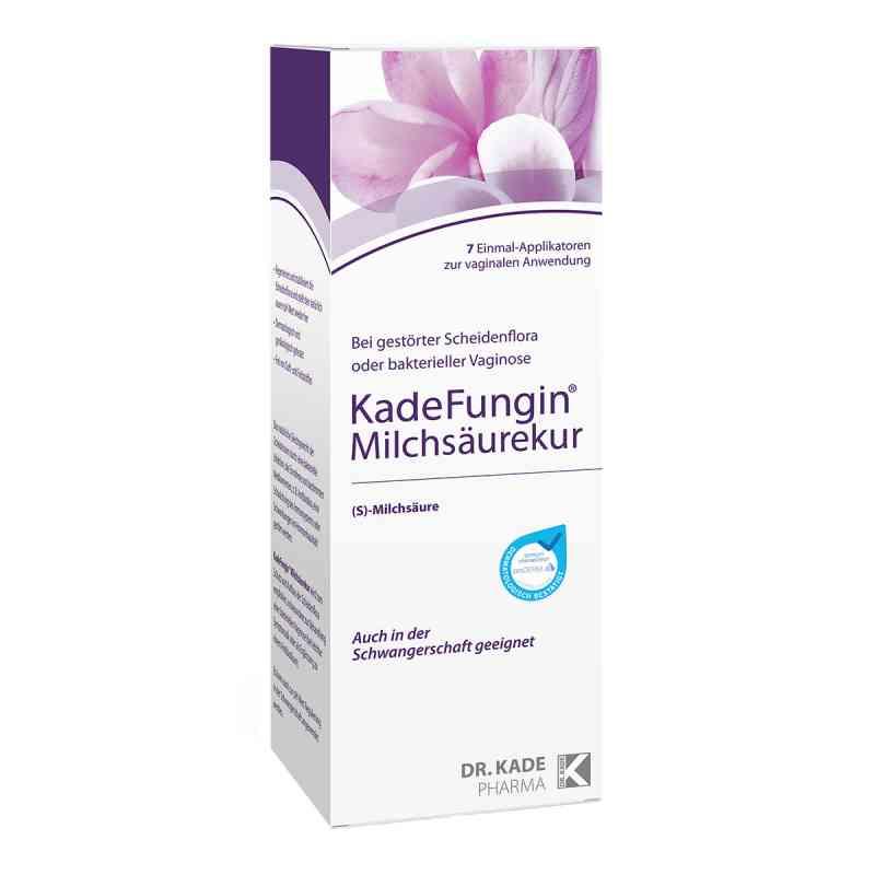 Kadefungin Milchsäurekur Gel Einmalapplikatoren  bei Apotheke.de bestellen