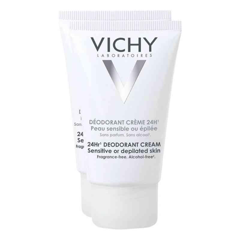 Vichy Deo Creme für empfindliche Haut Doppelpack  bei Apotheke.de bestellen