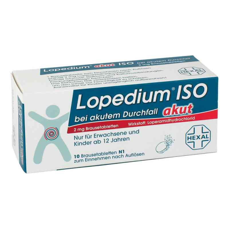 Lopedium akut ISO bei akutem Durchfall  bei Apotheke.de bestellen