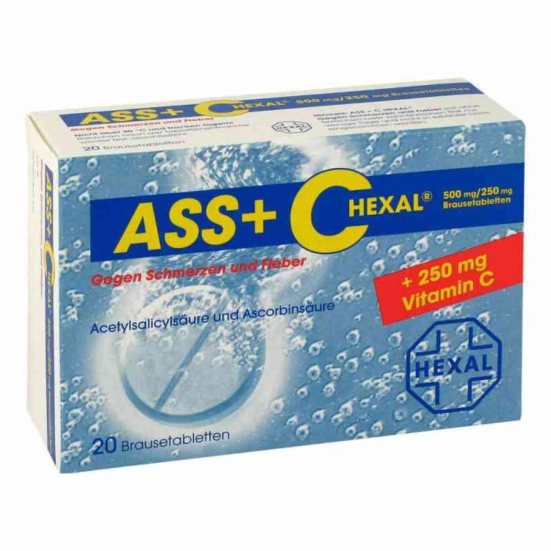 ASS+C HEXAL gegen Schmerzen und Fieber  bei Apotheke.de bestellen
