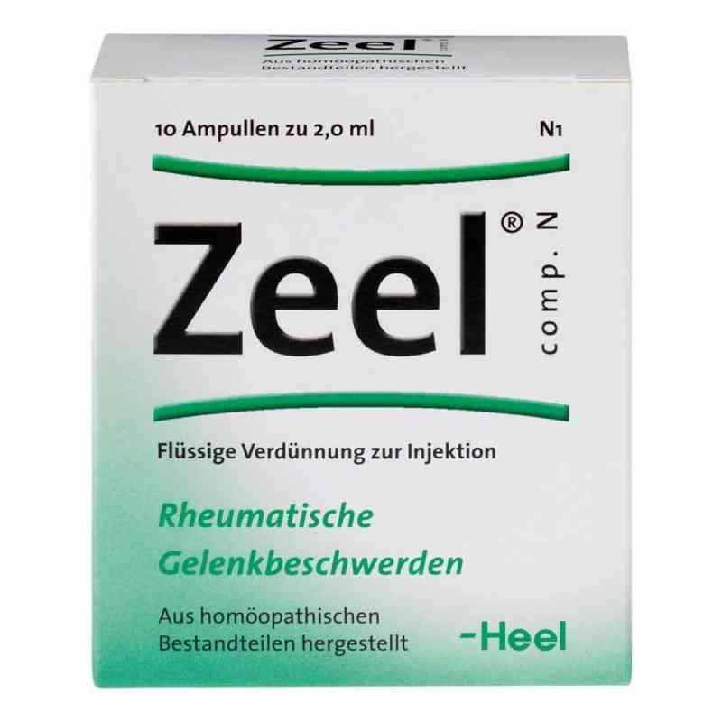Zeel compositus N Ampullen  bei Apotheke.de bestellen