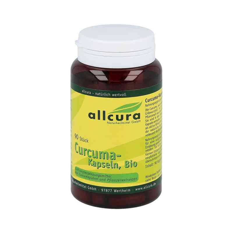 Curcuma Kapseln Bio  bei Apotheke.de bestellen