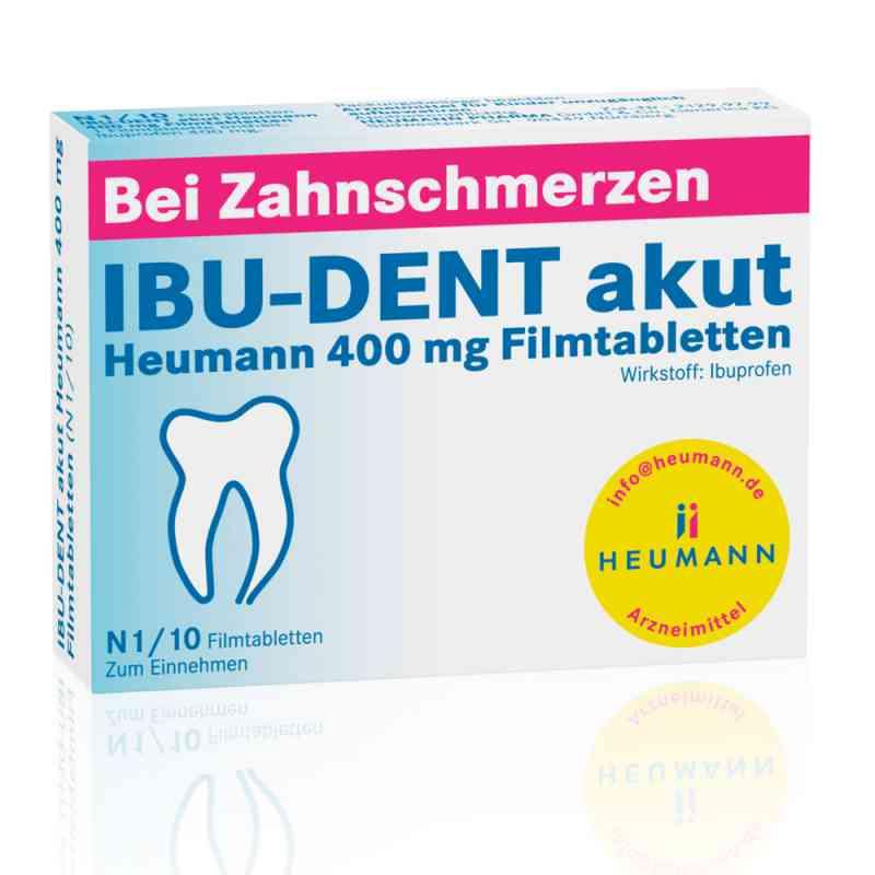 IBU-DENT akut Heumann 400mg  bei Apotheke.de bestellen