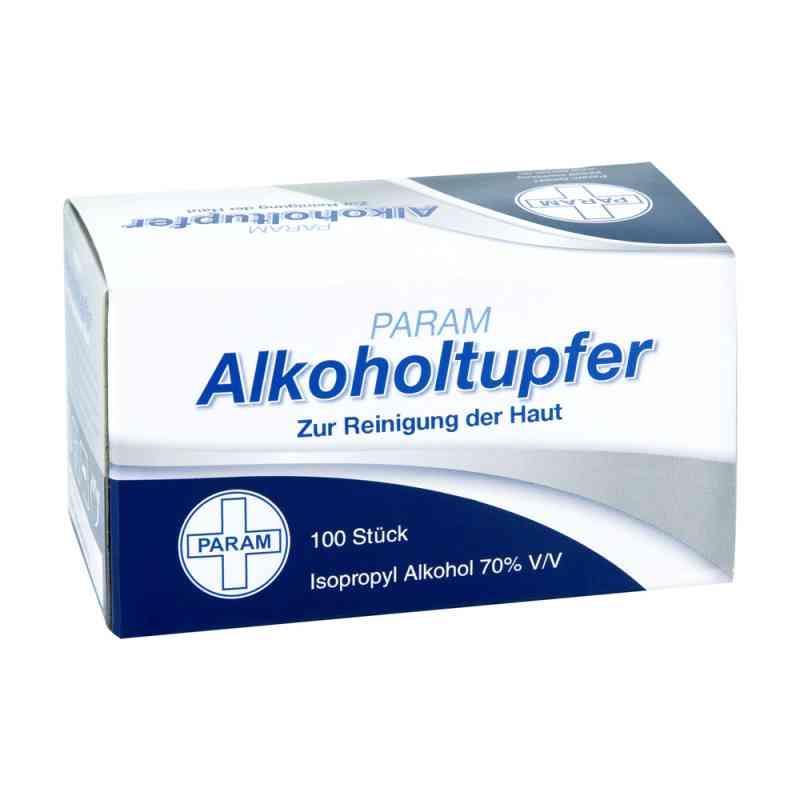 Alkoholtupfer Param  bei Apotheke.de bestellen