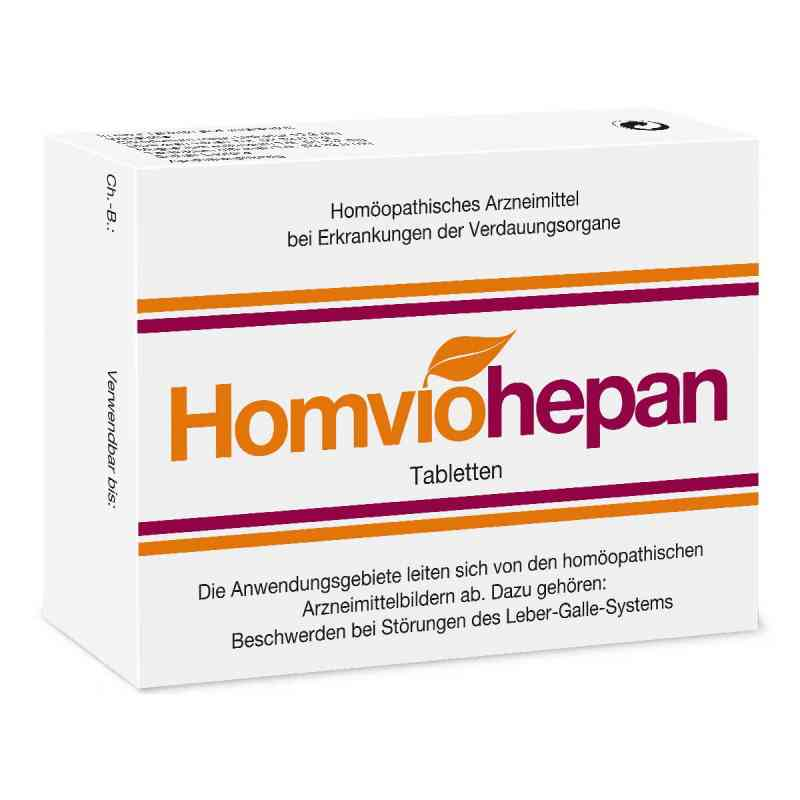 Homviohepan Tabletten  bei Apotheke.de bestellen