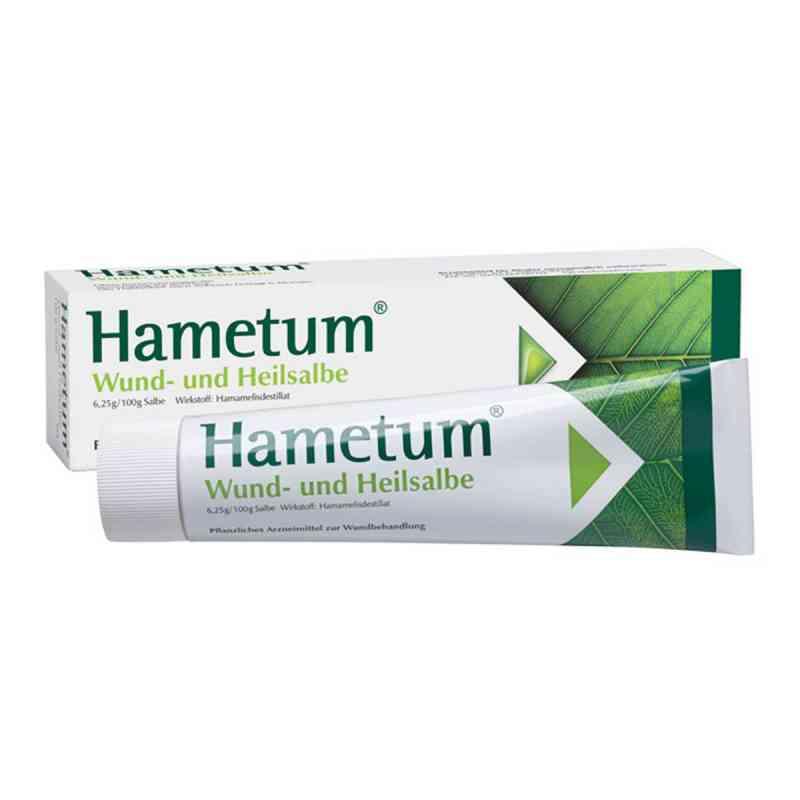 Hametum Wund- und Heilsalbe bei Apotheke.de bestellen