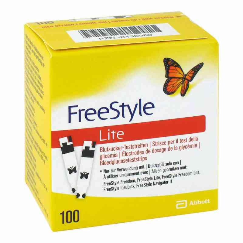Freestyle Lite Teststreifen ohne Codieren  bei Apotheke.de bestellen