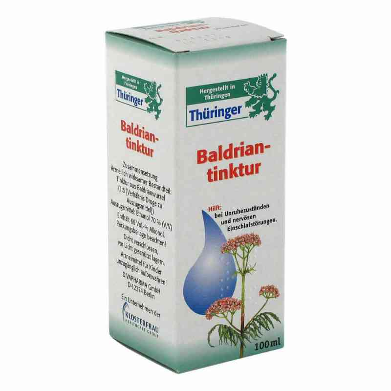 Thüringer Baldrian-Tinktur  bei Apotheke.de bestellen
