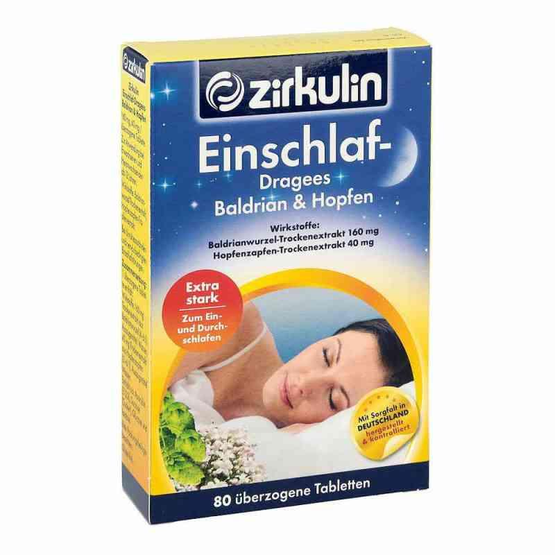 Zirkulin Einschlafdragees Baldrian Hopfen  bei Apotheke.de bestellen