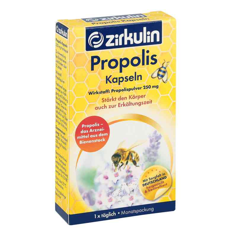 Zirkulin Propolis-kapseln  bei Apotheke.de bestellen
