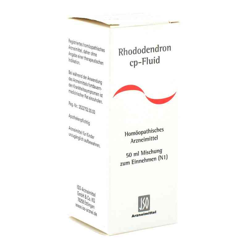 Rhododendron Cp. Fluid  bei Apotheke.de bestellen