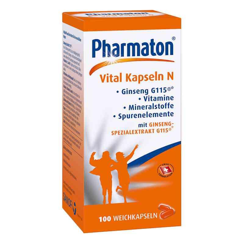 Pharmaton Vital Kapseln N  bei Apotheke.de bestellen