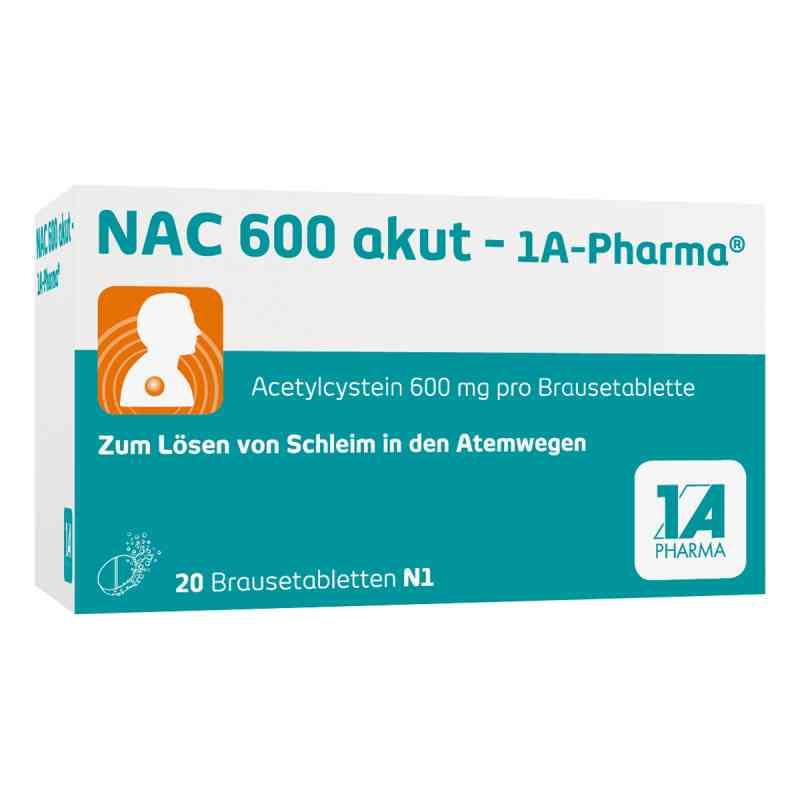 NAC 600 akut-1A Pharma  bei Apotheke.de bestellen
