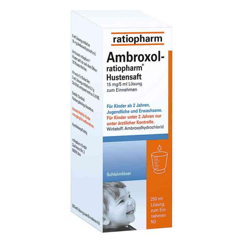Ambroxol-ratiopharm Hustensaft  bei Apotheke.de bestellen