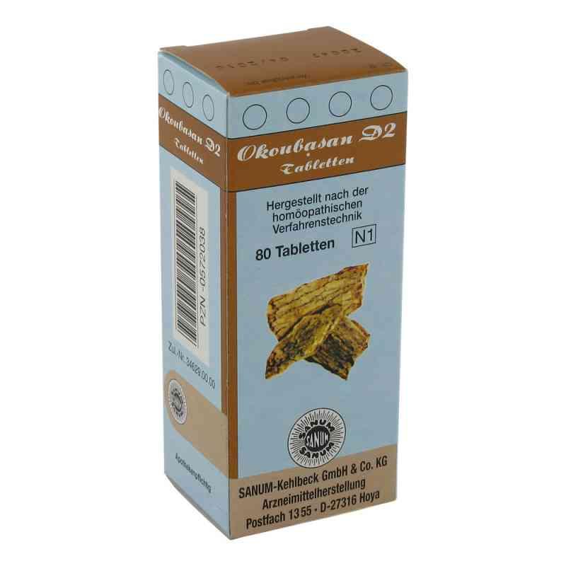 Okoubasan D2 Tabletten  bei Apotheke.de bestellen