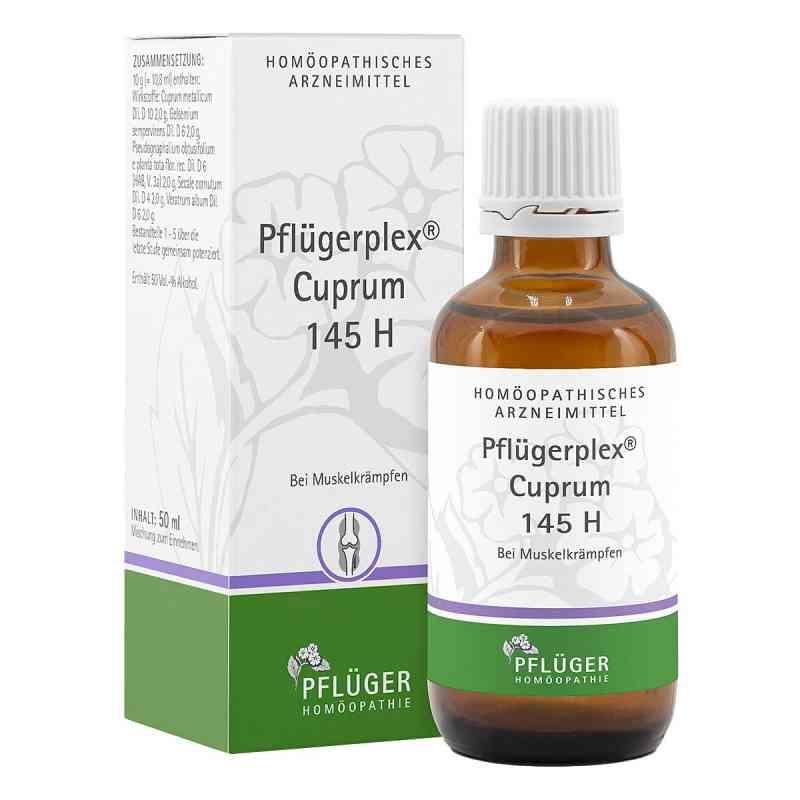 Pflügerplex Cuprum 145 H Tropfen  bei Apotheke.de bestellen