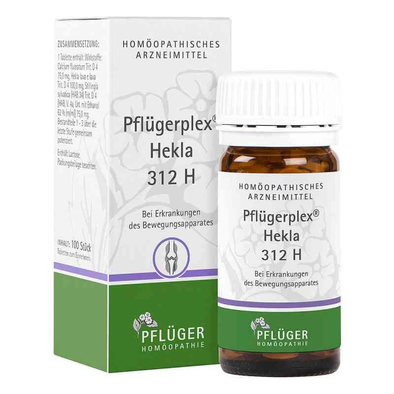 Pflügerplex Hekla 312 H Tabletten  bei Apotheke.de bestellen