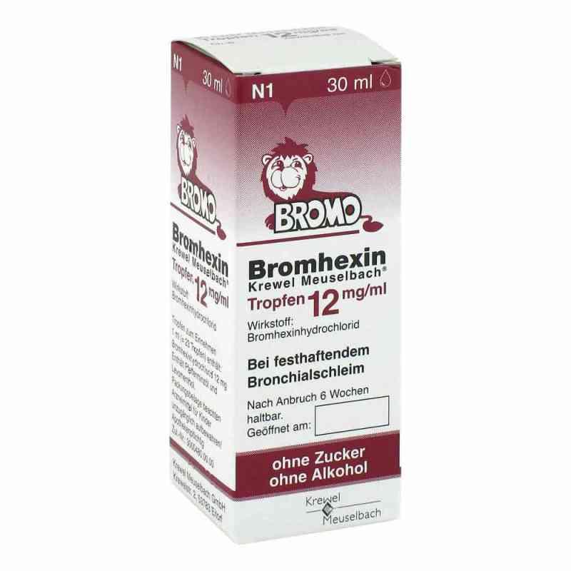 Bromhexin Krewel Meuselbach 12mg/ml  bei Apotheke.de bestellen