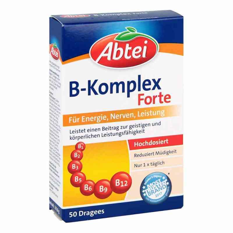 Abtei Vitamin B Komplex forte überzogene Tab.  bei Apotheke.de bestellen