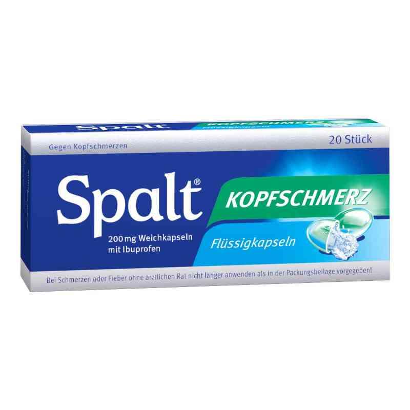 Spalt Kopfschmerz 200mg Weichkapseln  bei Apotheke.de bestellen