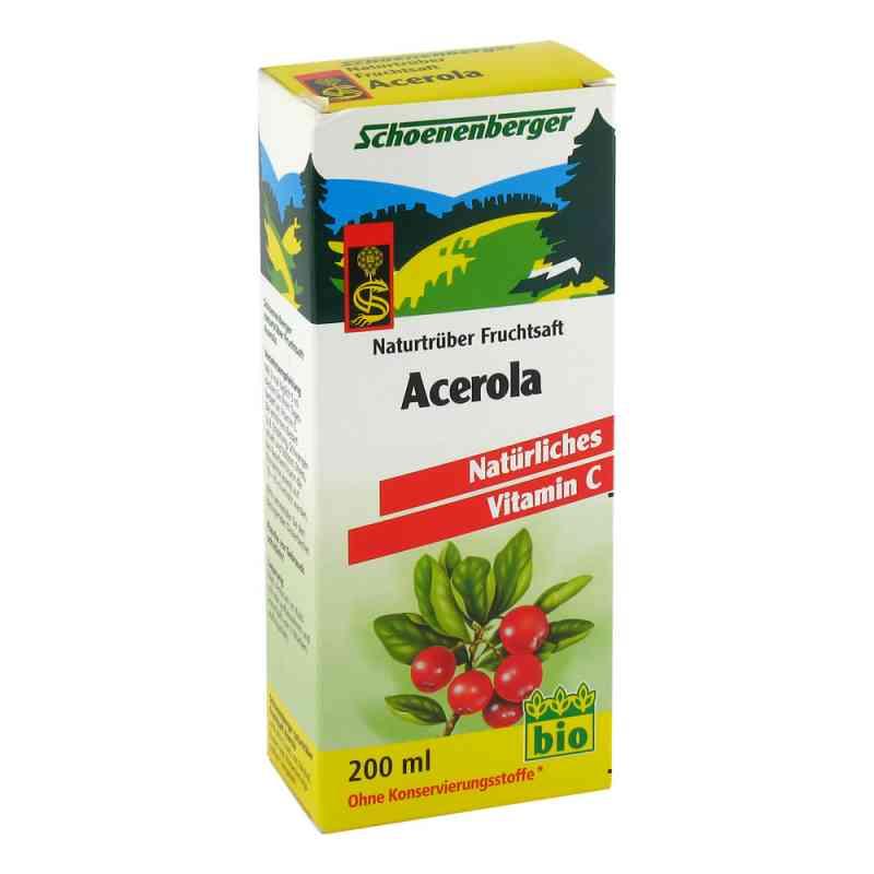 Acerola Saft Schoenenberger  bei Apotheke.de bestellen
