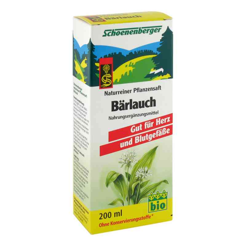 Bärlauch Saft Schoenenberger Saft  bei Apotheke.de bestellen