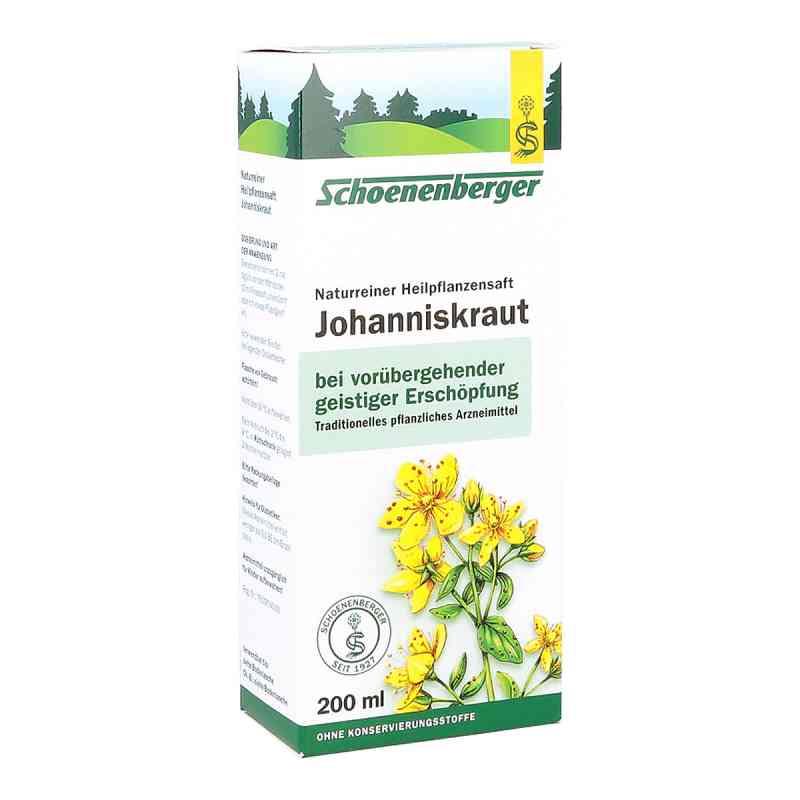Johanniskraut Saft Schoenenberger  bei Apotheke.de bestellen