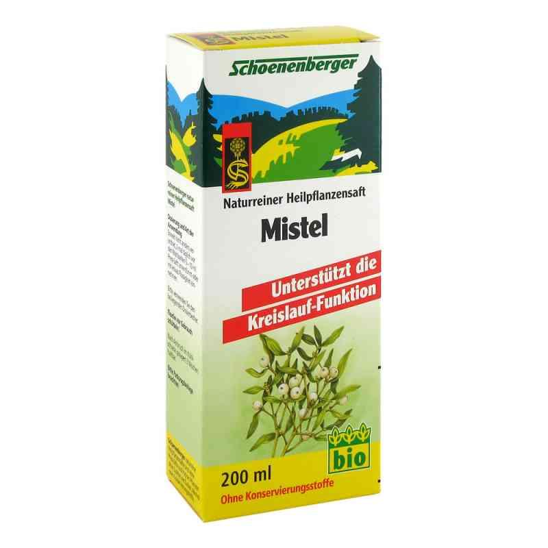 Mistelsaft Pflanzensaft Schoenenberger  bei Apotheke.de bestellen