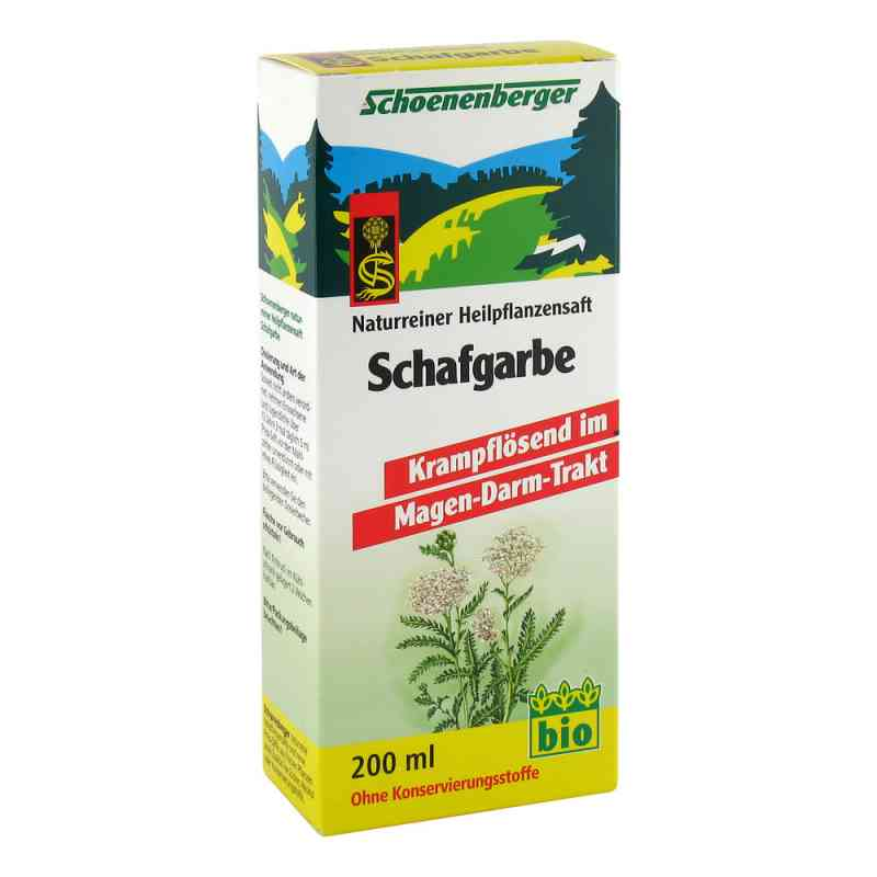 Schafgarbensaft Schoenenberger  bei Apotheke.de bestellen